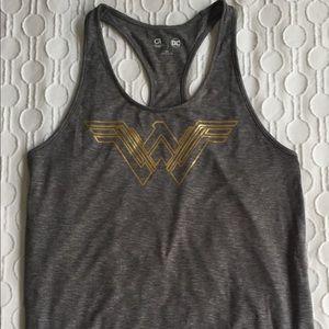 Gap Fit Wonder Woman top